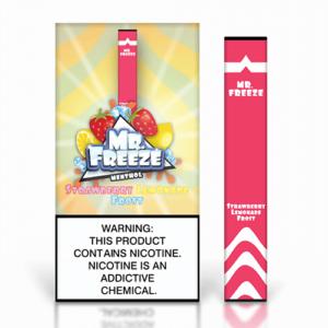 Mr. Freeze Disposable - Strawberry Lemonade Frost - 1.3ml / 50mg