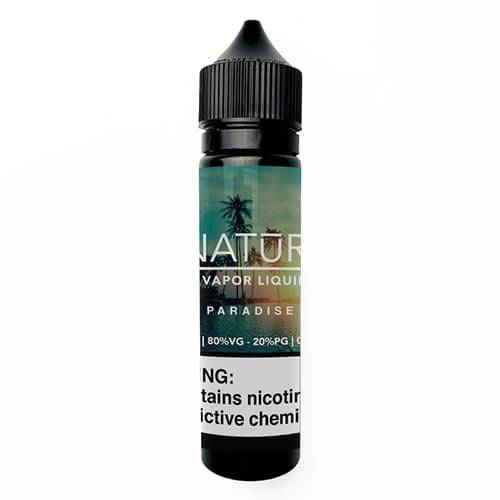 NATUR Vapor Liquid - Paradise - 60ml / 0mg