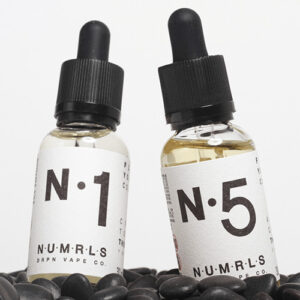 NUMRLS E-Liquid - Sample Pack - 30ml / 0mg