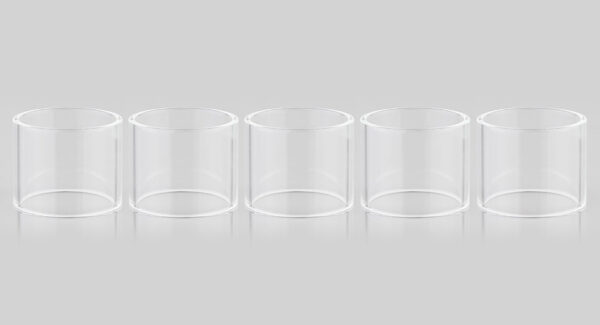 Nunchaku Replacement Glass Tank (5-Pack)