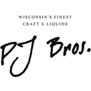 PJ Bros E-Liquid - Sample Pack - 60ml / 0mg