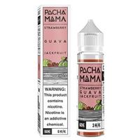Pachamama Strawberry Guava Jackfruit E-Liquid