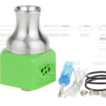 Plume Veil V4 Styled RDA Rebuildable Dripping Atomizer