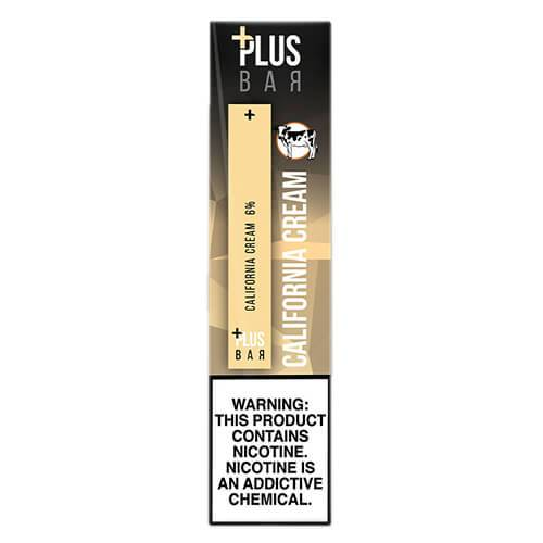 Plus Pods - Disposable Vape Pod Device - Cali Cream - 1.3ml / 60mg