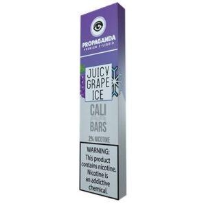 Propaganda - Disposable Vape Device - Juicy Grape Ice - 1.3ml / 20mg