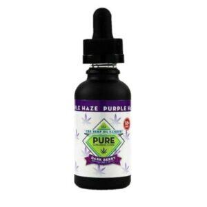 Purple Haze CBD Oil Vape (100-1,000mg)