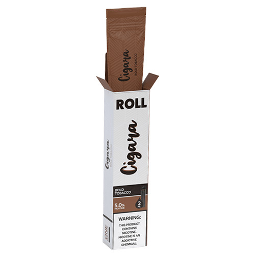 ROLL - Disposable Vape Device - Cigara - Single / 50mg