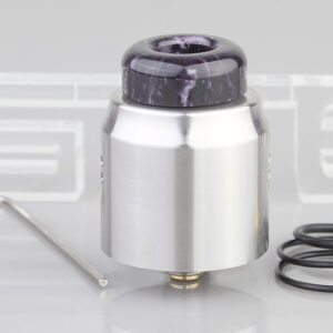 Recurve Dual Styled RDA Rebuildable Dripping Atomizer