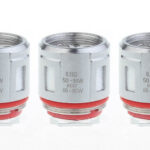 Replacement Baby-T12 Coil Head for SMOK TFV12 Baby Prince Clearomizer (3-Pack)
