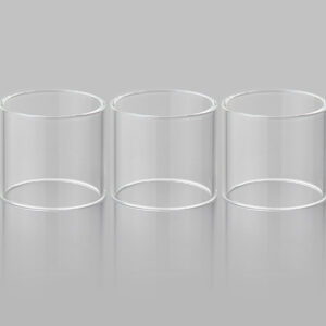 Replacement Borosilicate Glass Tank for Eleaf MELO 300 Clearomizer (5-Pack)