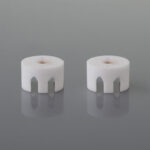 Replacement Ceramic Coil Cups for Rose V2 RTA (2-Pack)