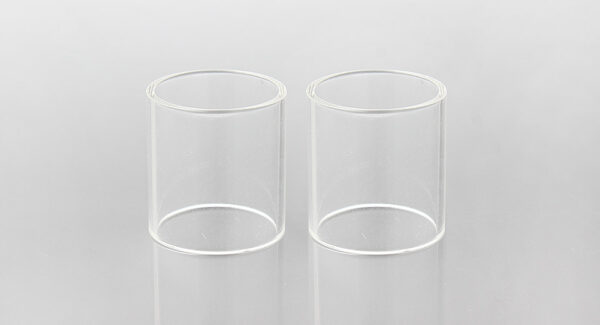 Replacement Glass Tank for Aspire Cleito 120 Clearomizer (2-Pack)