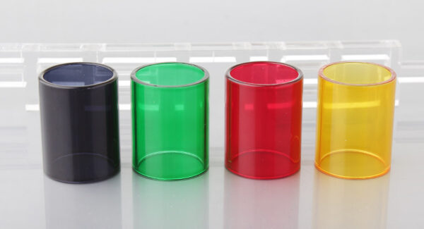 Replacement Glass Tank for Atlantis Clearomizer (4 Pieces)
