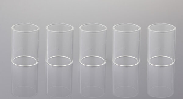 Replacement Glass Tank for Atlantis Clearomizer (5-Pack)