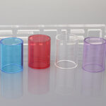 Replacement Glass Tank for Atlantis Clearomizer (6-Piece)