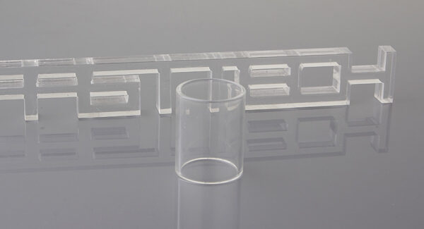 Replacement Glass Tank for Atlantis Clearomizer
