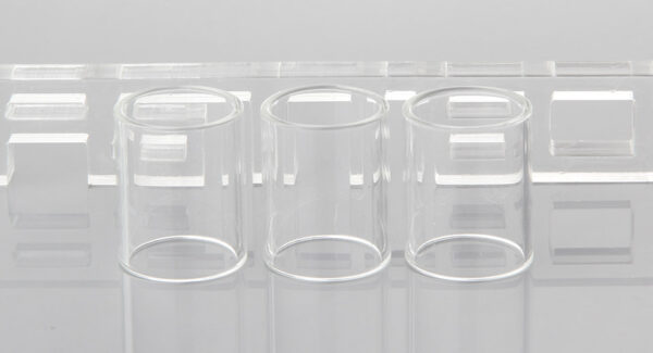 Replacement Glass Tank for Atlantis Version (3-Pack)
