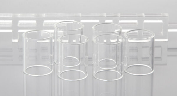 Replacement Glass Tank for Atlantis Version (6-Pack)