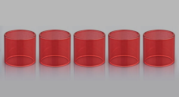 Replacement Glass Tank for Desire Mad Dog GTA (5-Pack)