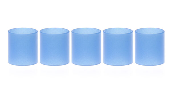 Replacement Glass Tank for EHPRO Billow V3 Plus RTA Atomizer (5-Pack)
