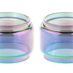 Replacement Glass Tank for Eleaf ELLO Duro (2-Pack)