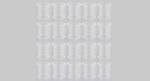 Replacement Glass Tank for GeekVape Ammit Atomizer (20-Pack)