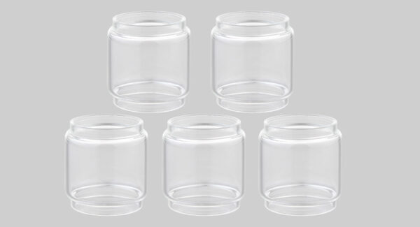Replacement Glass Tank for KYLIN RTA (5-Pack)