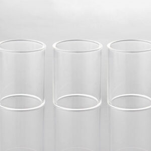 Replacement Glass Tank for KangerTech Toptank Mini Clearomizers (5-Pack)