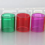 Replacement Glass Tank for MELO 2 Clearomizer (5 Pieces)