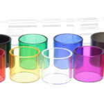 Replacement Glass Tank for SMOK TFV8 Baby Clearomizer (9 Pieces)