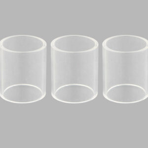 Replacement Glass Tank for Smok Stick 17 MM Tank Clearomizer (5-Pack)