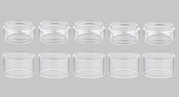 Replacement Glass Tank for Vandy Vape Kylin M RTA (10 Pieces)