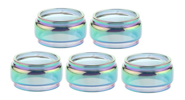 Replacement Glass Tank for Wotofo Profile Unity RTA (5-Pack)