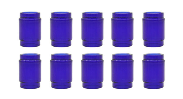 Replacement Glass Tanks for Protank-II Clearomizer (10-Pack)