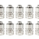 Replacement Stainless Steel + Glass Tank (10-Pack)