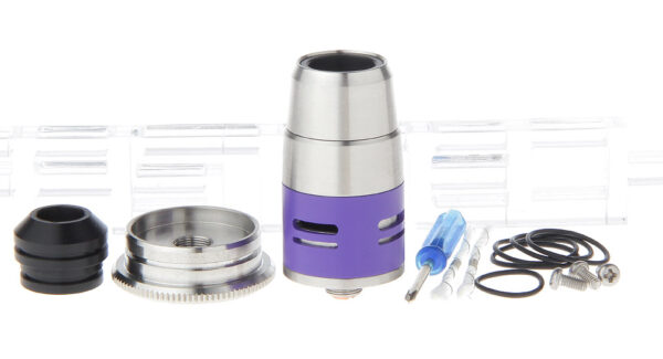 Revolt Styled RDA Rebuildable Dripping Atomizer