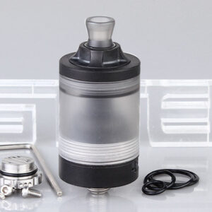 Roulette Styled RTA Rebuildable Tank Atomizer