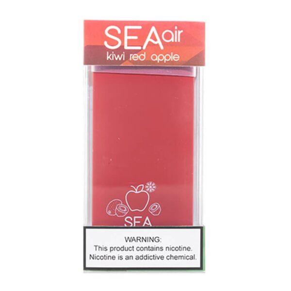 SEA Air - Disposable Vape Device - Kiwi Red Apple - 2.4ml / 50mg