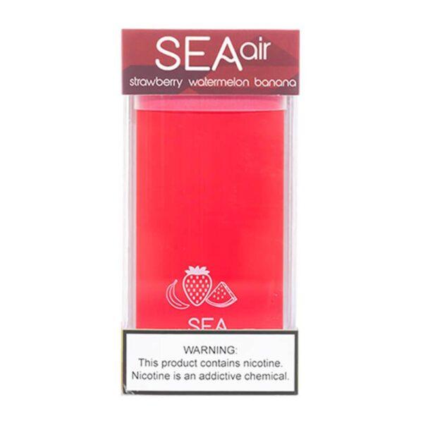 SEA Air - Disposable Vape Device - Strawberry Watermelon Banana - 2.4ml / 50mg