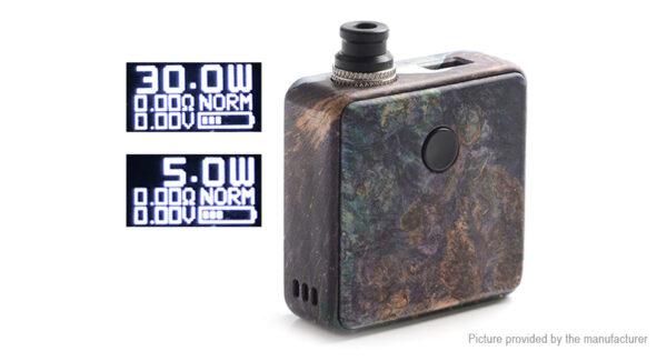 SXK Bantam Revision 30W VV VW APV Box Mod Kit