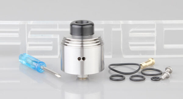 SXK Hussar 2.0 Styled RDA Rebuildable Dripping Atomizer