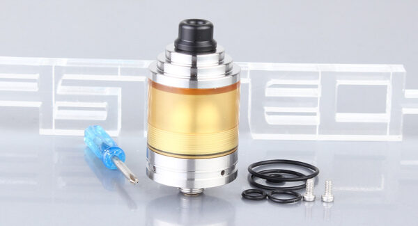 SXK Small Blind Styled RTA Rebuildable Tank Atomizer