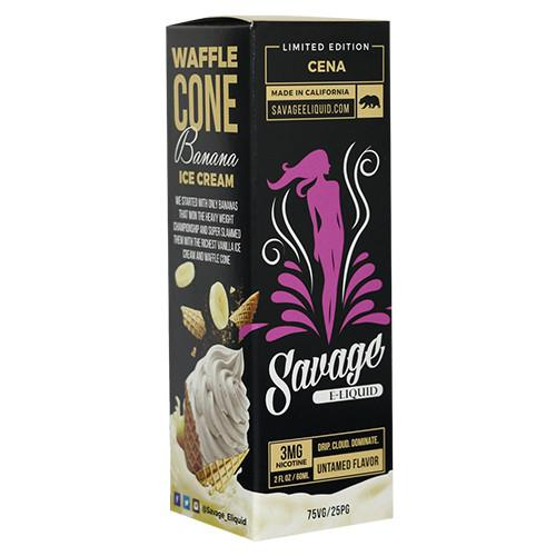 Savage E-Liquid - Cena - 60ml - 60ml / 0mg