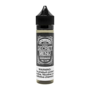 Secret Menu by Milkshake Liquids - Better Days Ice - 60ml / 0mg