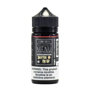 Secret Menu by Milkshake Liquids - Butter Me Up - 60ml / 0mg