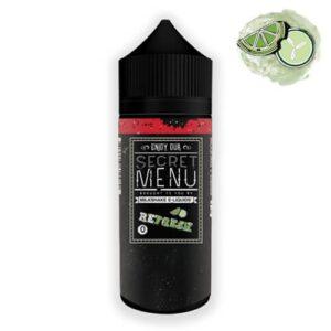 Secret Menu by Milkshake Liquids - Refresh - 100ml / 0mg