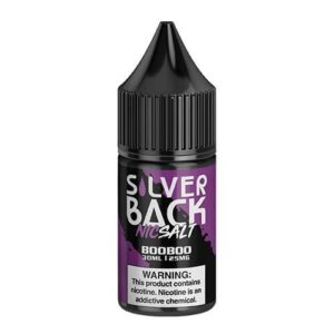 Silverback Juice Co. Nic Salts - BooBoo - 30ml / 25mg