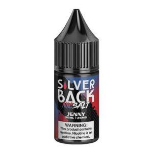 Silverback Juice Co. Nic Salts - Jenny - 30ml / 25mg