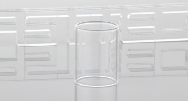 Steam Tribe K Replacement Glass Tank