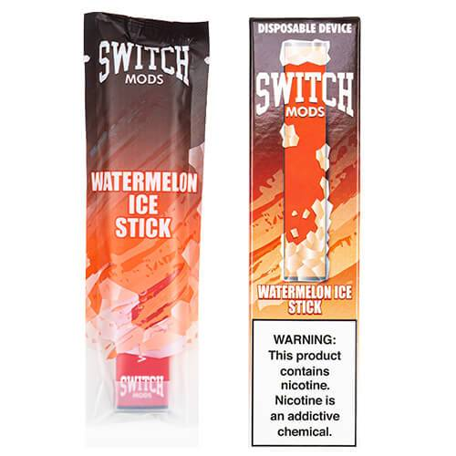 Switch Mods - Disposable Vape Device - Watermelon Ice - 1.3ml / 50mg